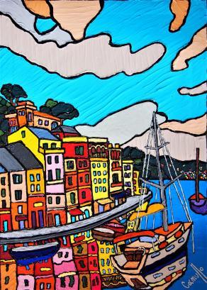 Portofino, riflessi
