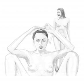 Nude or Empty Interior