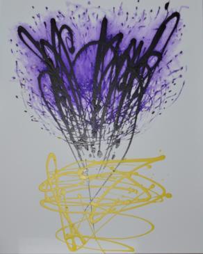 viola - purple