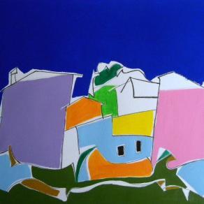 Case in collina / Hill homes/ Maisons sur les collines / Casas en las colinas