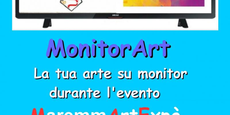 "MaremmArtExpò 2017 "" MonitorArt"""