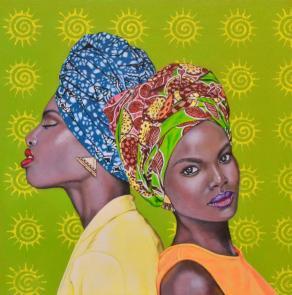 """""""African women"""""""