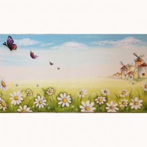 mulini e farfalle
