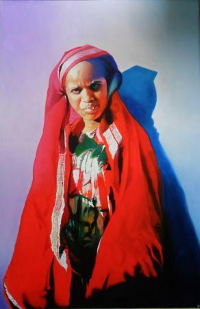Donna di Harar-Etiopia