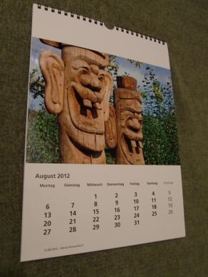 Calendario Walters 2012 agosto (leggi intera descr. cliccando la foto!)