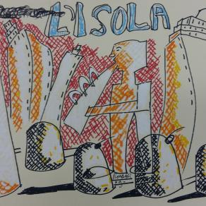 "Francesco Magli - Serie ""Isola"" - 2009 Opera 105"