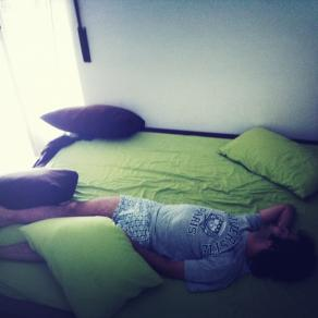 Acrobatic Sleep #5