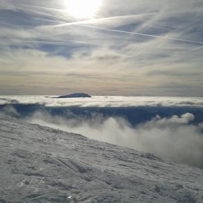 Nuvole dal Monte Pora