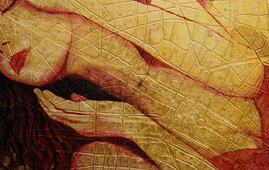 Paris I., detail 1