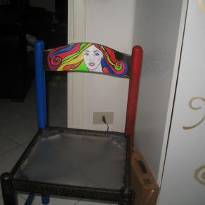Chair Light (Sedia Lampada)