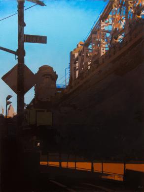 Black York Avenue