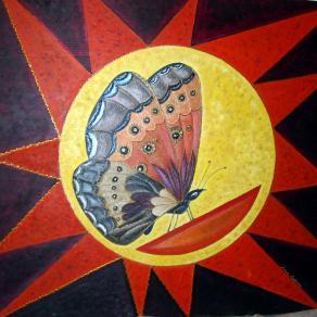 la farfalla del sole