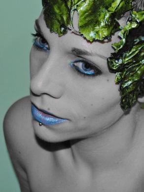 Sinestesia/self portrait#1