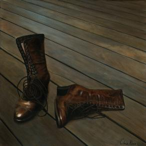 Dolly's Boots (Matchmaker, Stratford 2012)