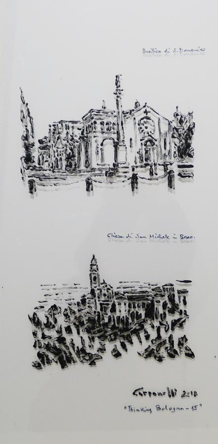 Thinking Bologna: San Domenico e San Michele in Bosco
