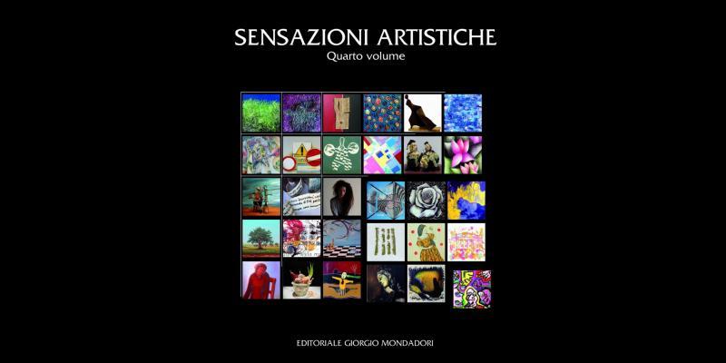 Show Artistic Sensations and fourth volume. Giorgio Mondadori presentation by Denitza Nedkova