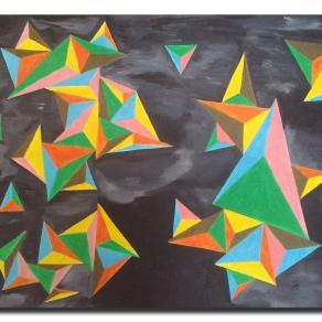 Triangoli nel vuoto