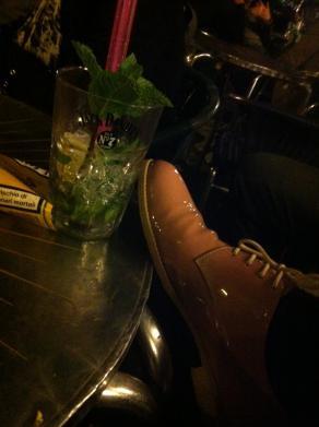 shoes bar