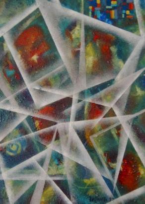 (COSMO) Adv. 01 Luce - 1996 - Massinelli arte