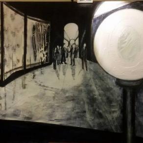 A passeggio in galleria