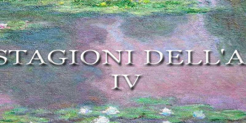 The seasons of Art IV presentation by Francesca Bogliolo