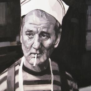 Bill Murray in Coffee and Cigarettes