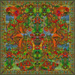 Exuberant Mandala