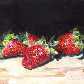 Fragole. (Sold)