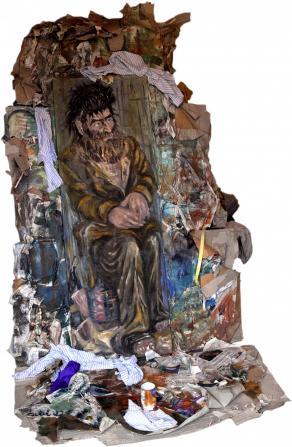 Il crucco (ricordo di un mendicante)