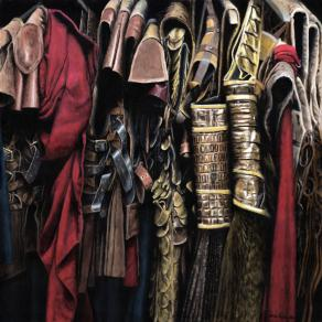Costumes from the Stratford Warehouse No 04