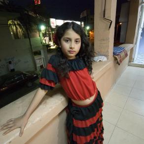 Young Gypsy Lady