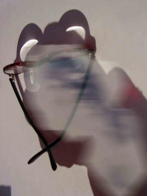 Gli occhiali, The glasses, Die brille