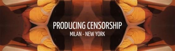 Producing Censorship 2011