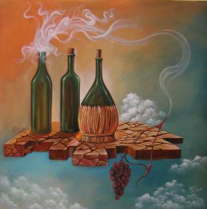 Vino - (Fumi dell'Alcool)
