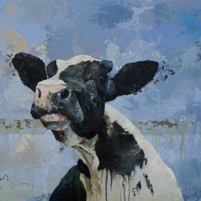 La mucca ti guarda