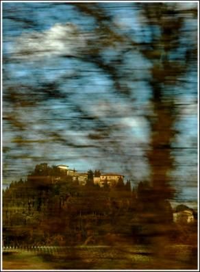 Chiantishire from the car