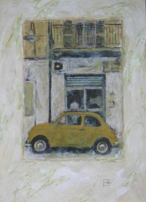 Parcheggio vintage