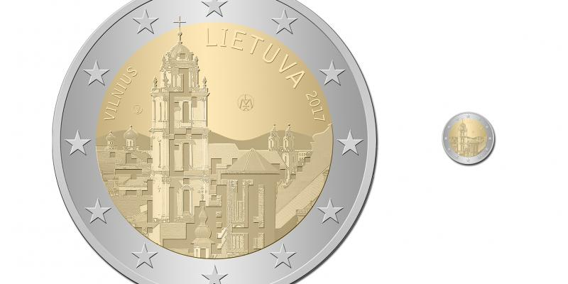 Collectible coins projects