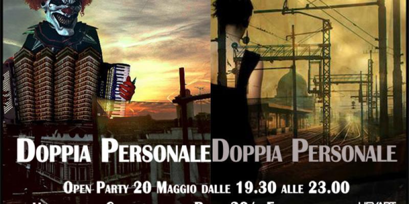 Exhibition by Andrea and Daniele Vannini Barbagli.