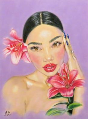 """Bella come le magnolie"""