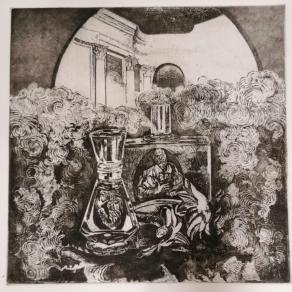1968 - Andrea Granchi - Annunciazione Pop-barocca