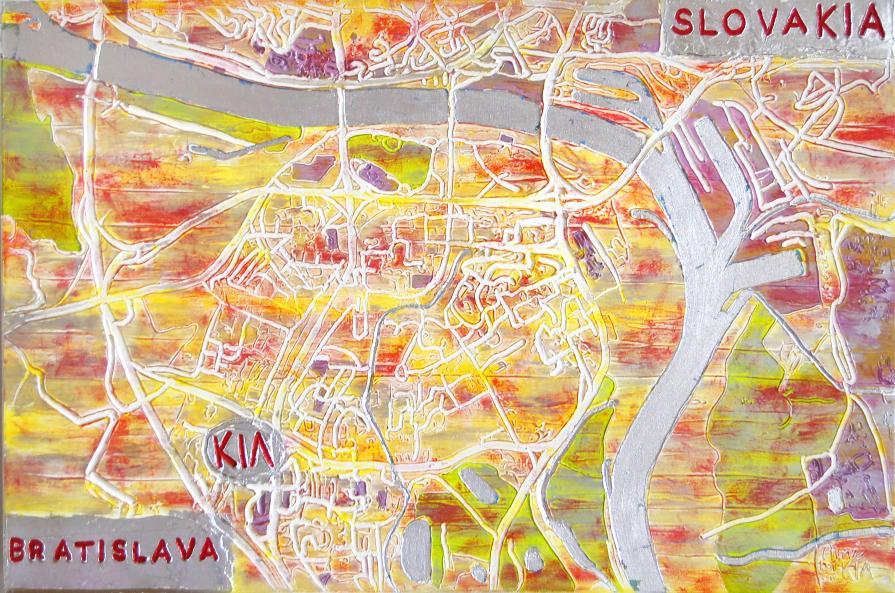 Bratislava for KIA