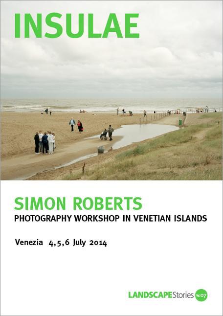 Photography workshop in venetian islands I with SIMON ROBERTS