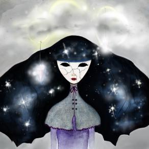 Stars Hair Doll
