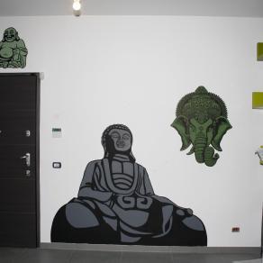 Buddha's Wall