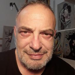 Luciano Piva Italian Painter