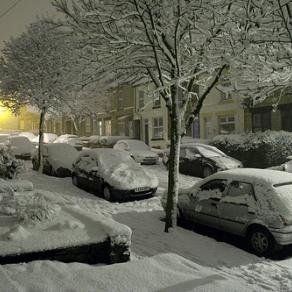 Snowy Crookes