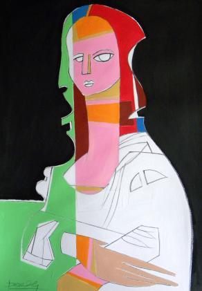 Ritratto di Monna Lisa / Portrait of Monna Lisa