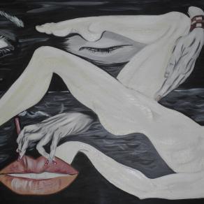 <la nascita di afrodite>