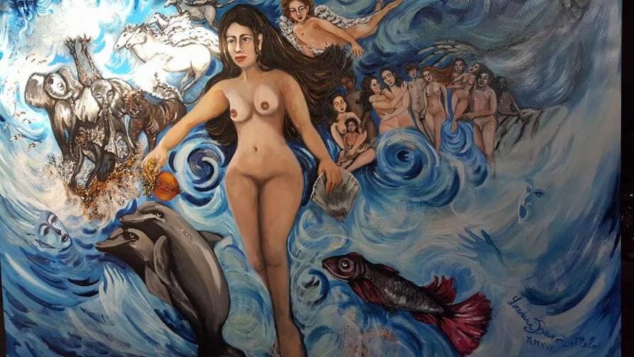 L'acqua e la Vita, ovvero la nascita di Venere